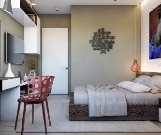 小公寓的设计