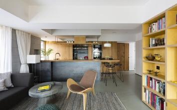 简洁公寓设计