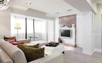 维多利亚女王的优雅公寓