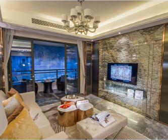 华亿国际城4室2厅100...