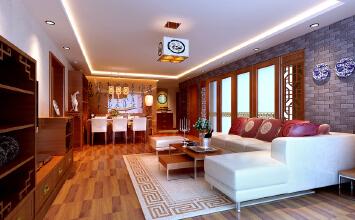 中国古典装饰元素和现...
