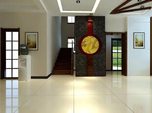 """烟台实创""""家""""系列-凤凰新城复试新中式风格装修图片"""