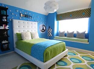 儿童卧室装修 让自家孩子赢在起跑线上
