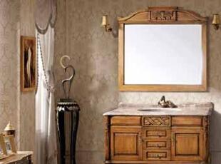 实木浴室柜和PVC浴室柜哪个更好?没有更好,只有更合适!
