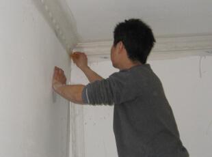 石膏线装配形式做吊顶务必分明的办法