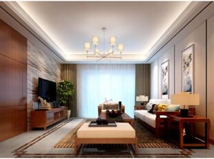 景枫法兰谷复式  270平米现代简约风格装修
