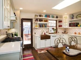 一间好厨房设计,会让你心甘情愿在这里挥汗如雨!