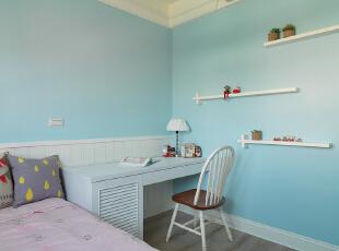 广州绿地城室厅平米美式风格