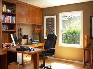 家装书房风水 为事业保驾护航