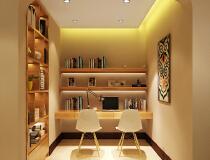石家庄亿亨装饰林荫大院两室两厅97平中式效果图