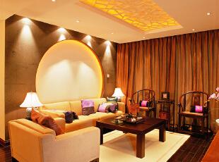 康营家园室厅平米中式风格