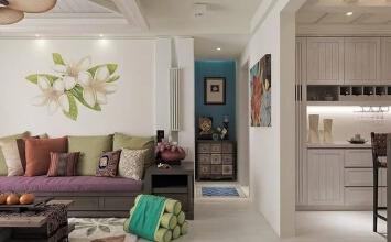 济南佛山静院170平方家庭装修设计案例