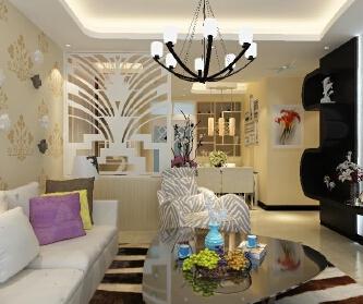 温馨婚房装修设计