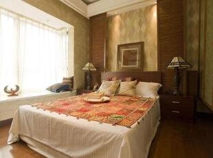 平米东南亚风格设计现代生活的异域风情