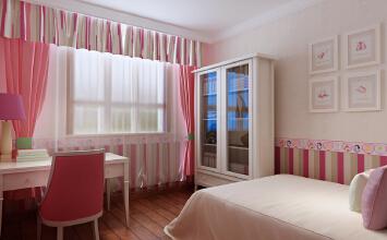 星河盛世130㎡三室两厅现代简约风格装修效果图