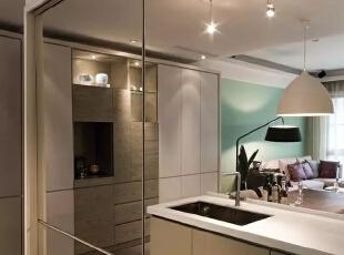 平现代两居室满满的小资情调