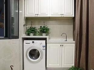 除了厕所外,洗衣机还可以藏在哪?附安装小贴士!