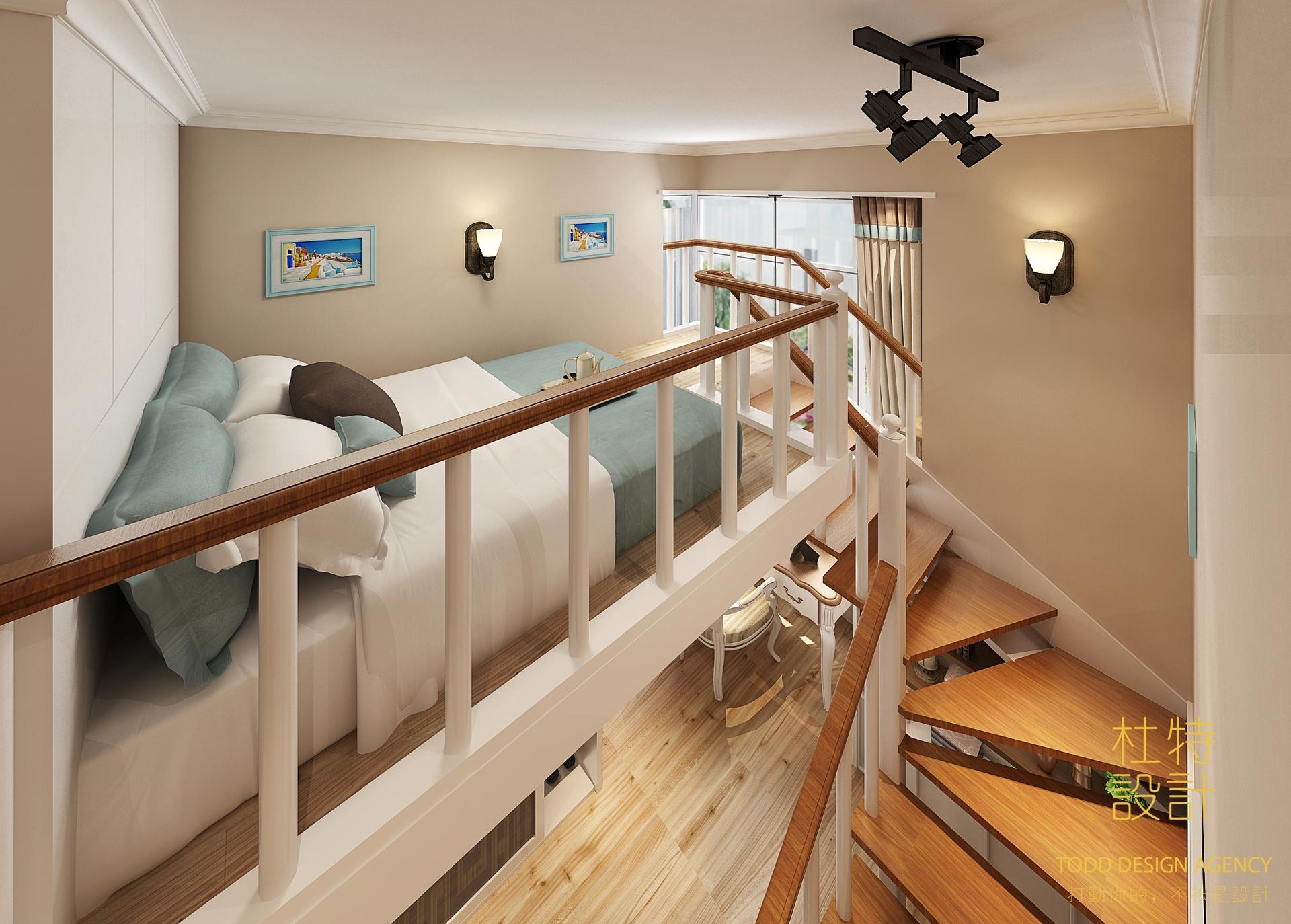 幼儿园海洋主题楼梯