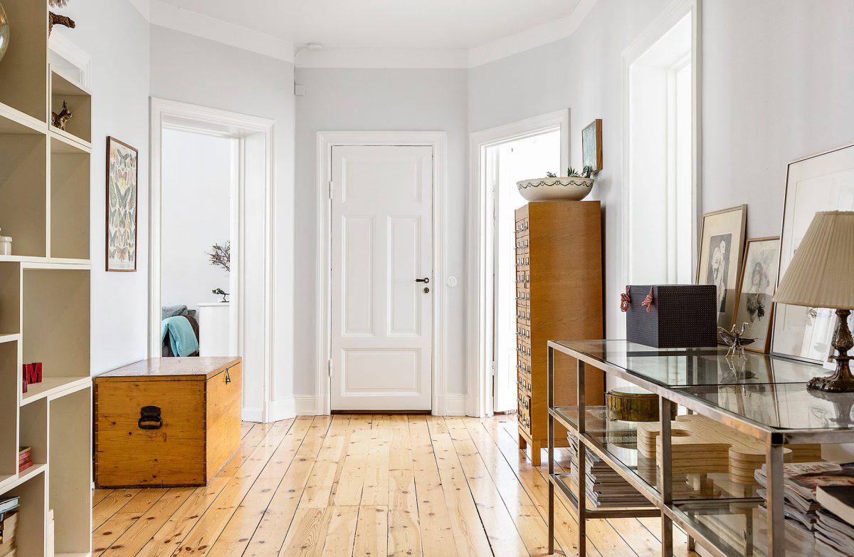 两室两厅清新北欧风格