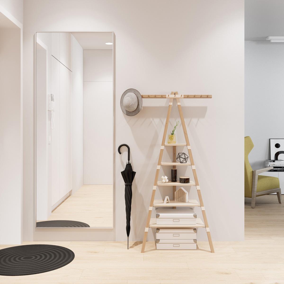 两室一厅北欧工业风格