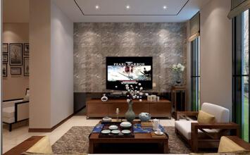 别墅装修设计——景枫法兰谷