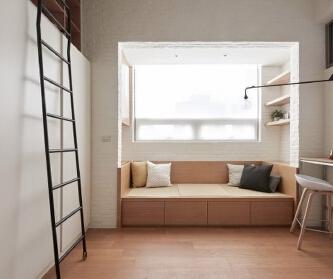 1室1厅现代简约风格
