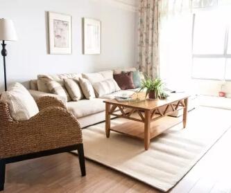 美式三居室,温馨而又质朴