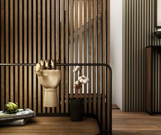 两室两厅中式混搭风格