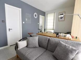 平现代混搭公寓