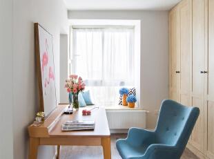 两室两厅现代北欧风格