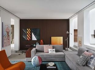 三室两厅怀旧混搭风格