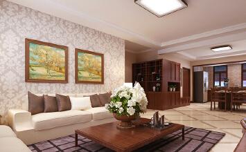 【家设计】丨万光福园140平米简约风格签约方案在线体验(设计