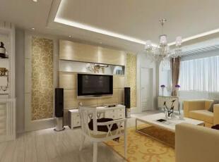 6大风格客厅电视背景墙,要装修的你快来挑选自己喜欢的那款吧