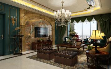 亚太国际公馆古典欧式...