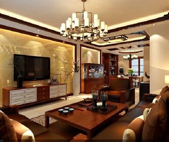 西山意境新中式完美家...