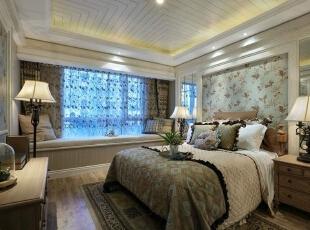 平美式风格家装设计欣赏