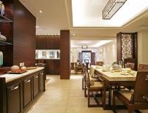 碧桂园5房2厅365平米中式风格