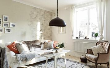 北欧50平女士公寓