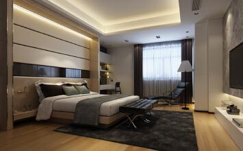 创欣名苑3室2厅200平米简约风格