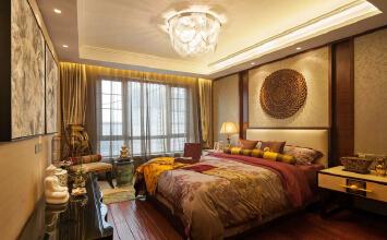 龙熙庄园7室4厅485平米混搭风格