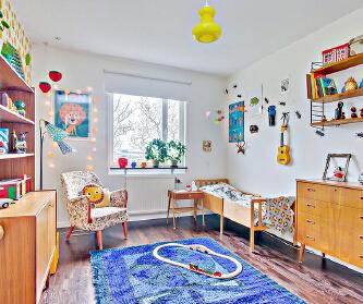多彩的北欧 舒适你的家