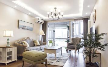 首创锦悦3室2厅86平米现代风格