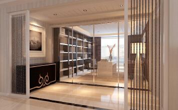 中海紫御公馆190平 后现代风格