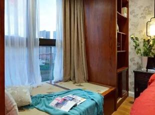 世茂新五里河平新中式二居装修