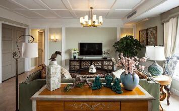 两室一厅现代简约风