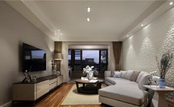 三湘未来海岸2室2厅120平米现代风格