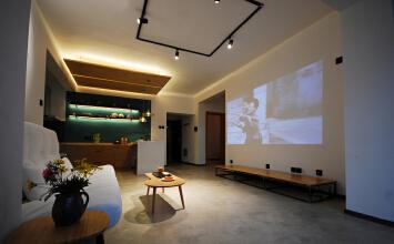 碧桂园嘉誉3室2厅95平米现代风格