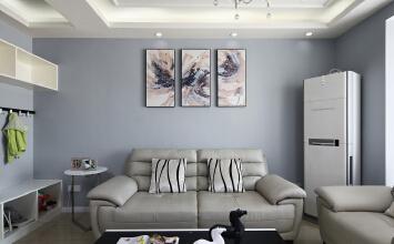 宁怡苑2室100平米现代风格