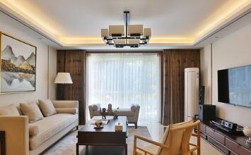 今朝装饰-回龙观总政小区三居室中式风格