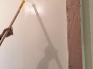 教你如何在装修中刷好墙面漆